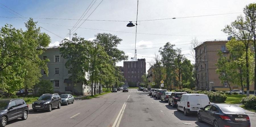 Панфилова улица