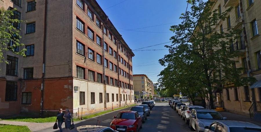 Парголовская улица