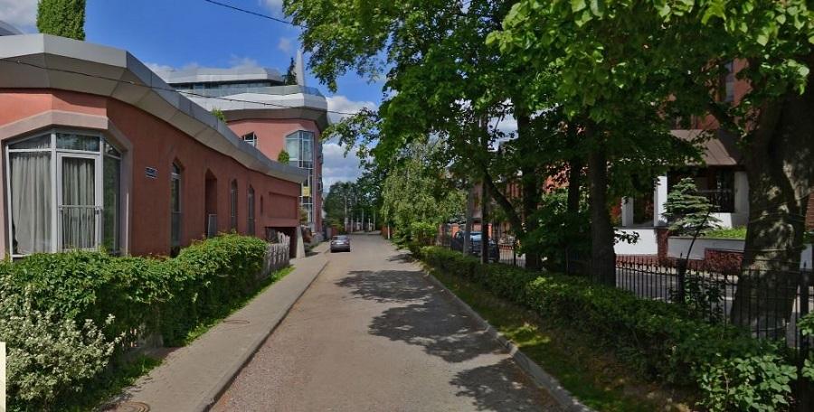 Парголовский переулок