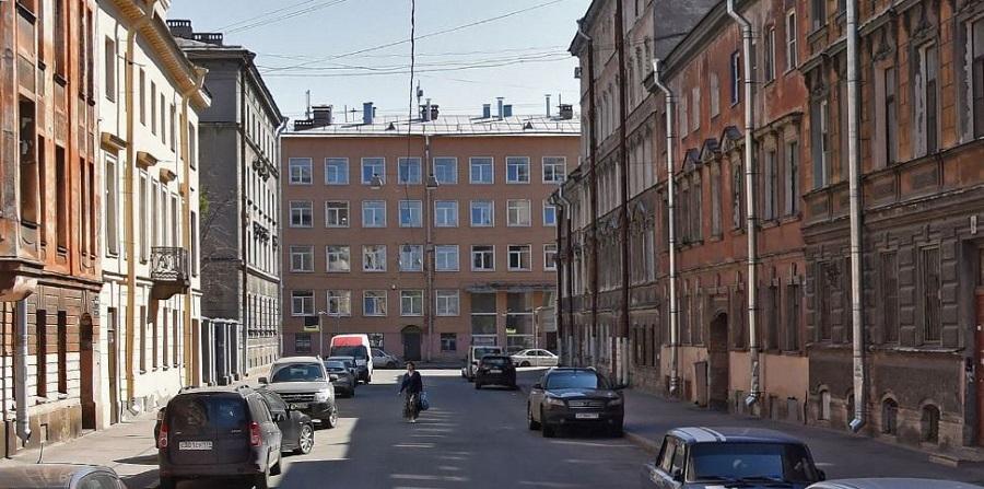 Пасторова улица