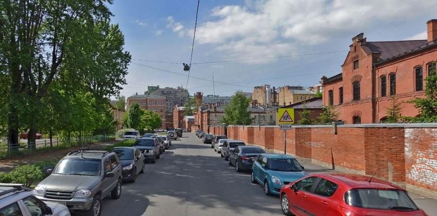 Пеньковая улица