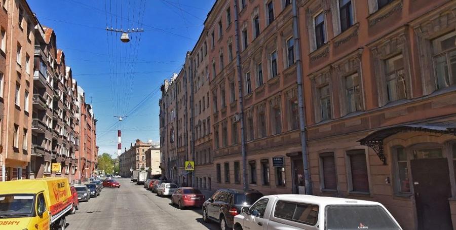 Перекупной переулок