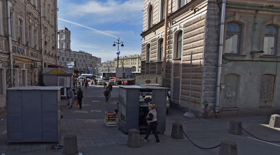 Песковский переулок