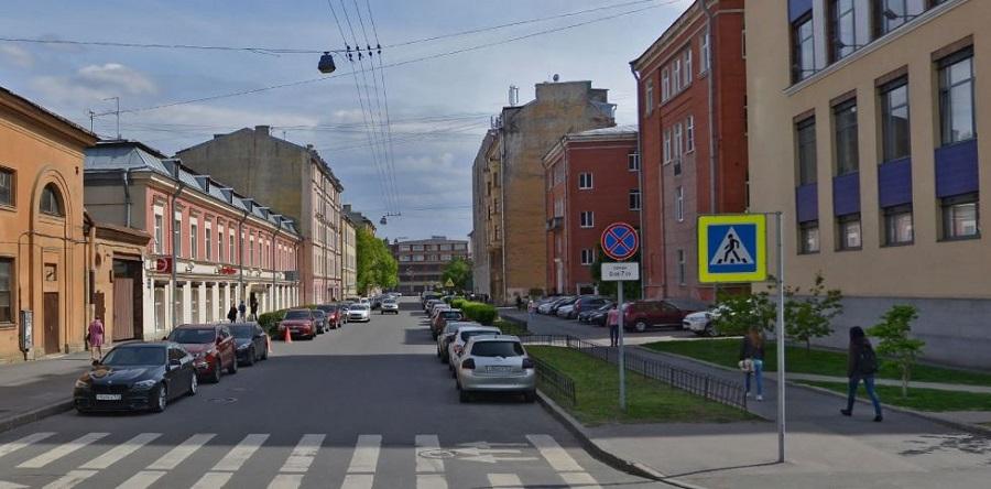 Петрозаводская улица
