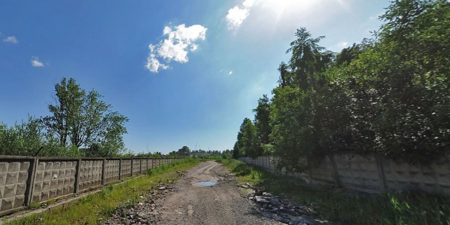 Дорога на Петро-Славянку
