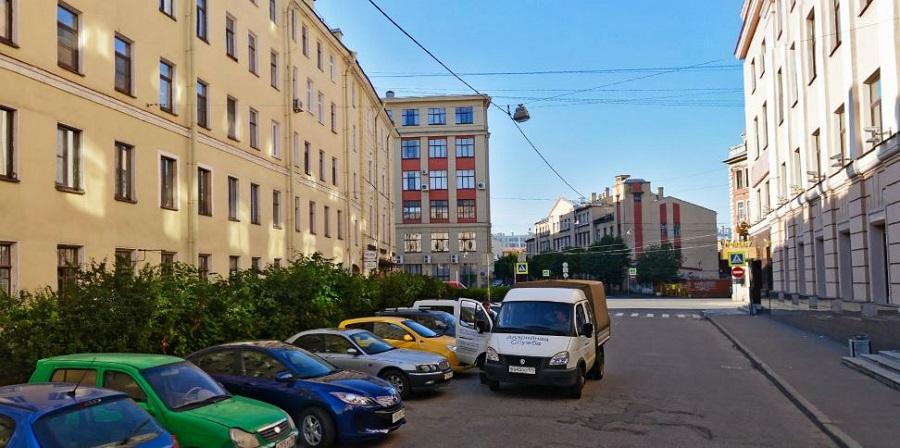 Пинский переулок
