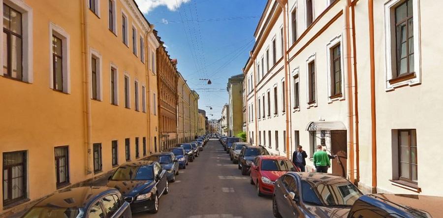 Пирогова переулок