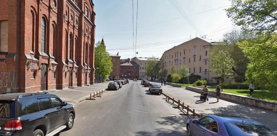 Писарева улица