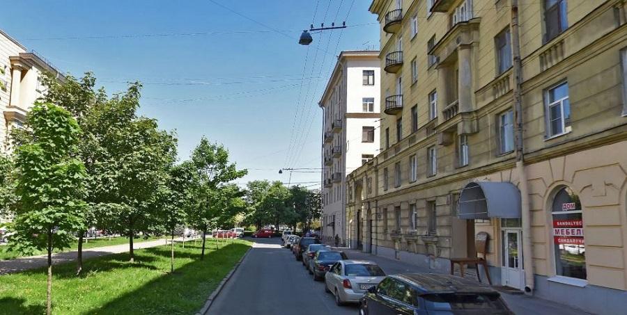 Победы улица
