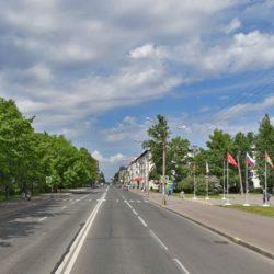 Пограничника Гарькавого улица