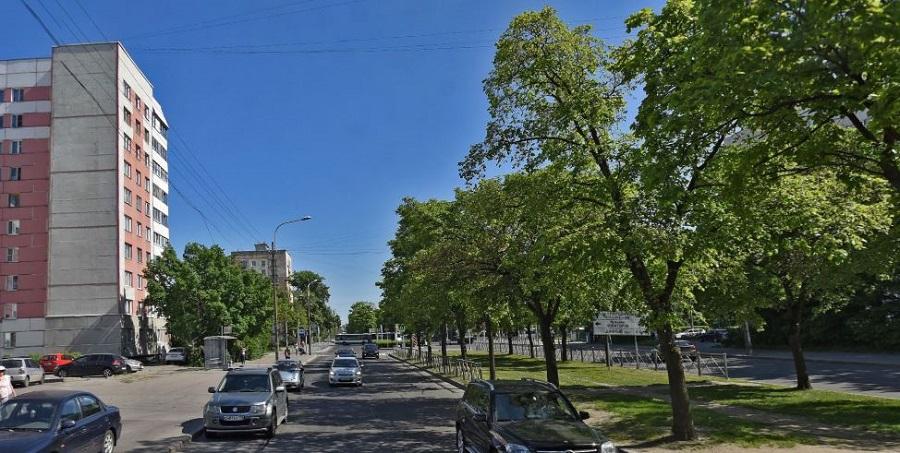 Подводника Кузьмина улица