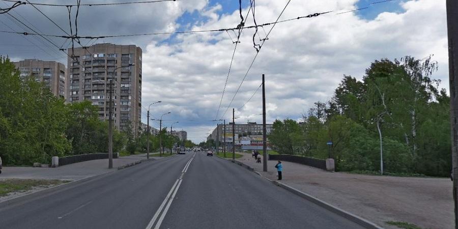 Подвойского улица