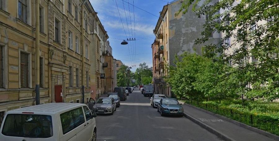 Подковырова улица