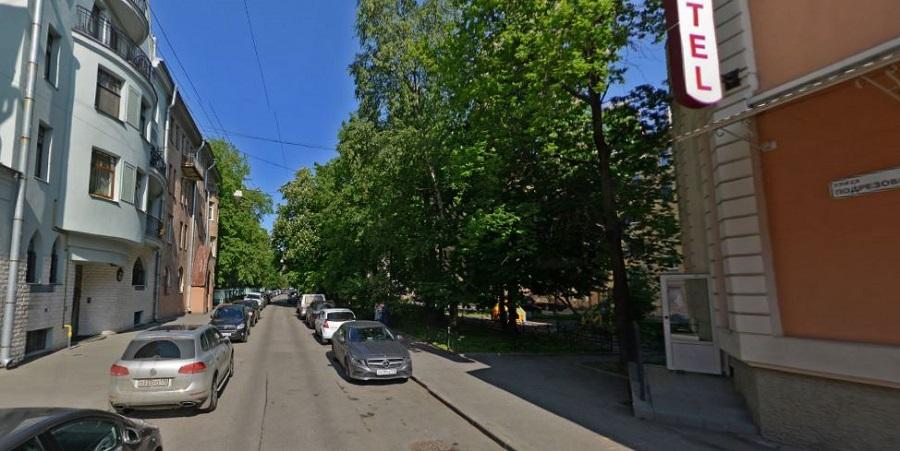 Подрезова улица