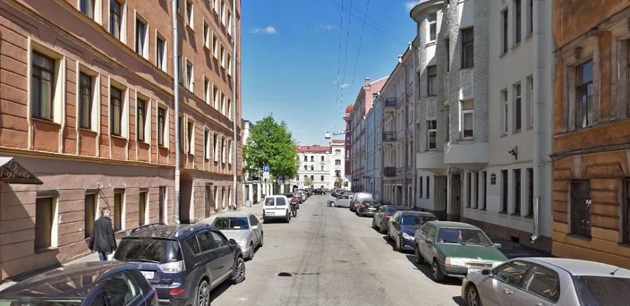 Малая Подьяческая улица