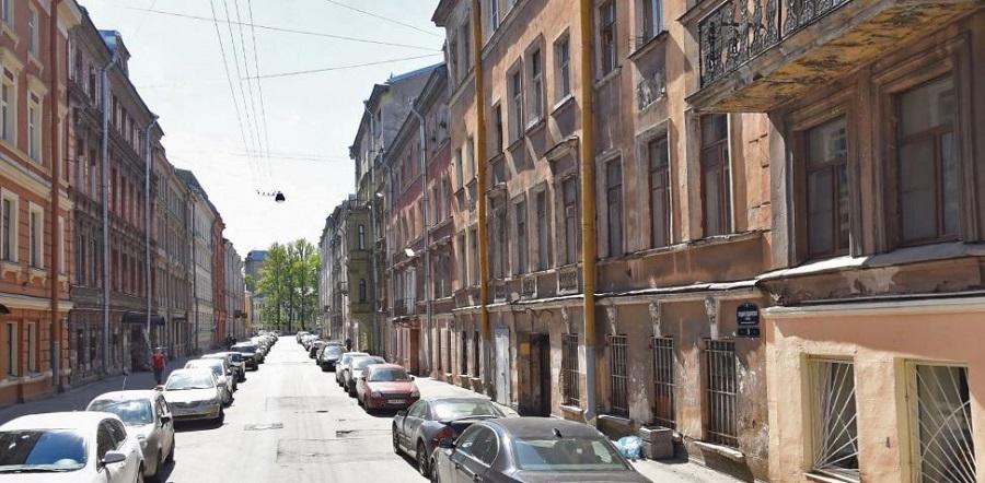 Средняя Подьяческая улица
