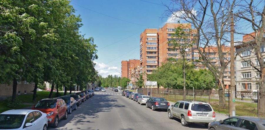 Покрышева улица