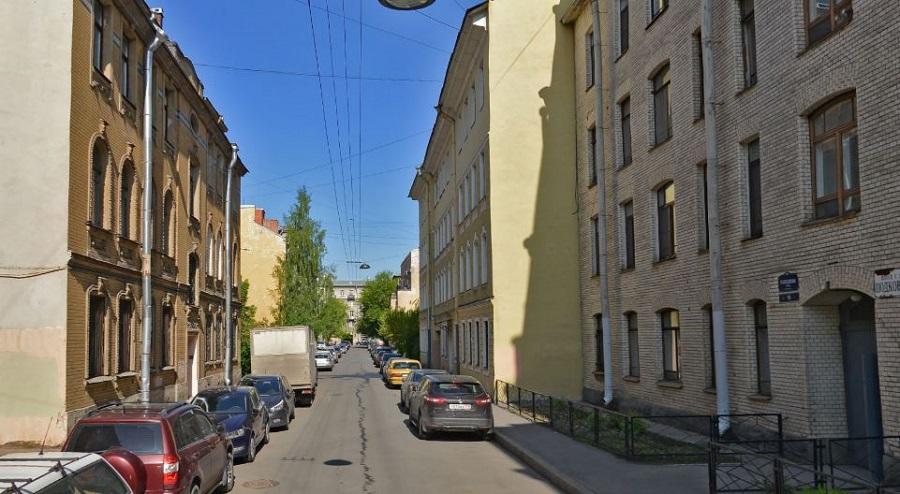Полозова улица