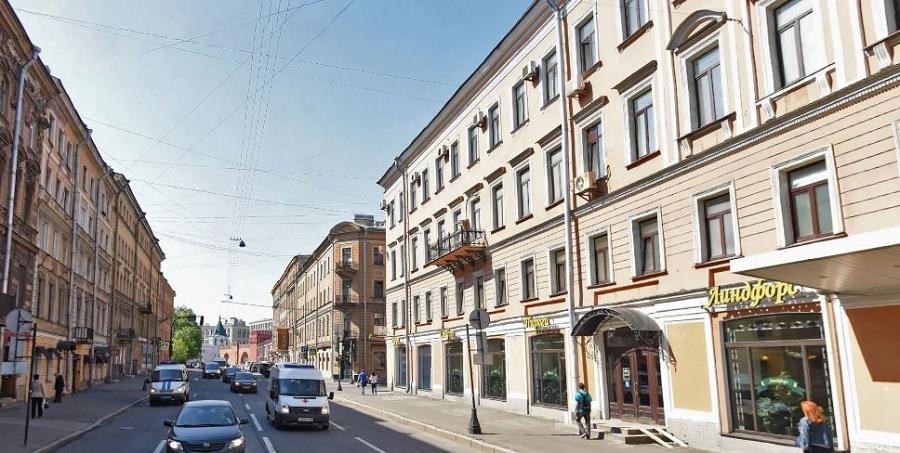 Полтавская улица