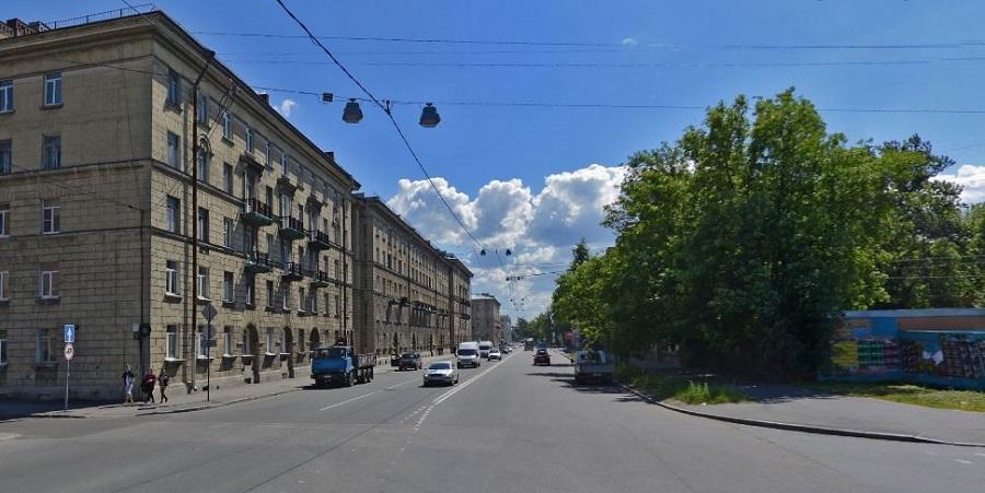 Полюстровский проспект