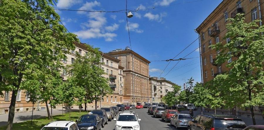 Полярников улица