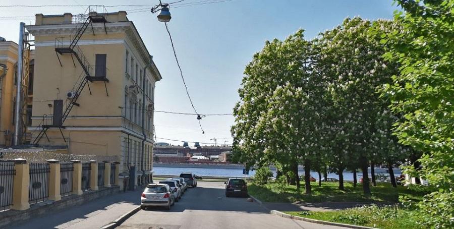 Помяловского улица