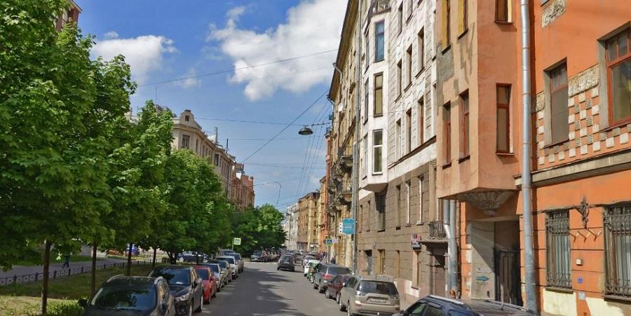 Малая Посадская улица