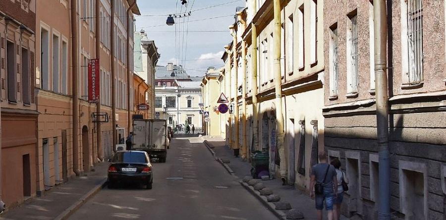 Прачечный переулок