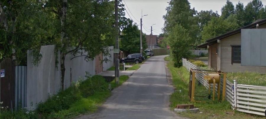 Приморская улица