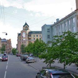 Пудожская улица