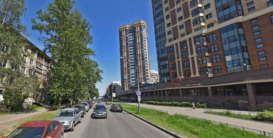 Пулковская улица