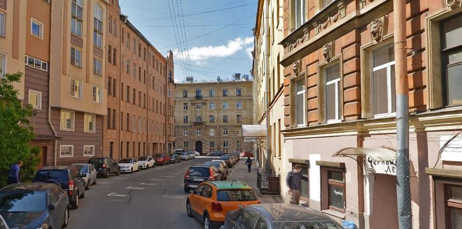 Малая Пушкарская улица