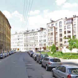 Пушкарский переулок