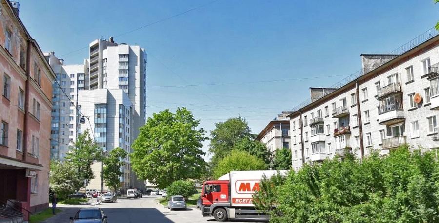 Рабфаковский переулок