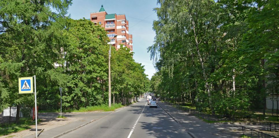 Рашетова улица