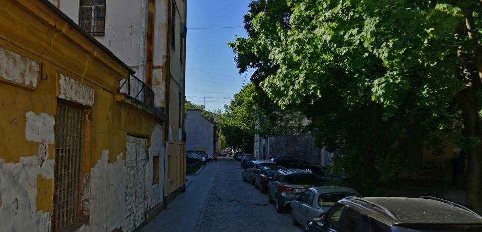 Репина улица