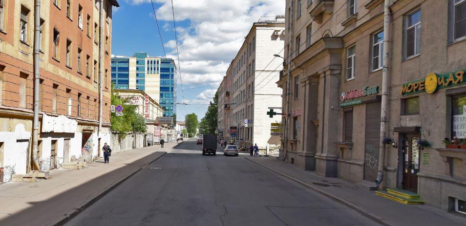 Решетникова улица