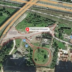 Ржевская площадь