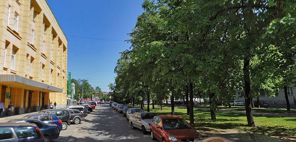 Рижская улица