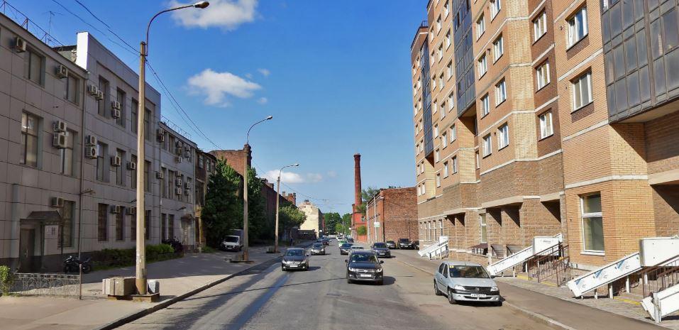 Розенштейна улица