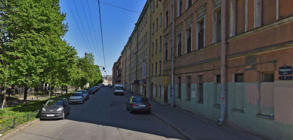 Роменская улица