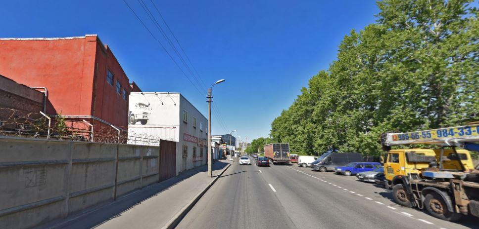 Рощинская улица