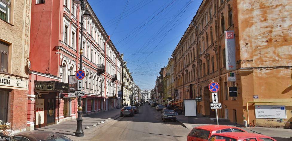 Рубинштейна улица