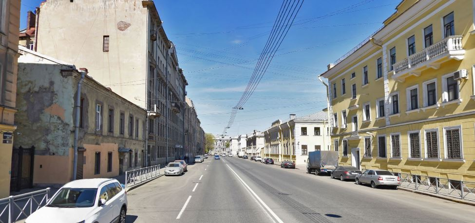 Рузовская улица