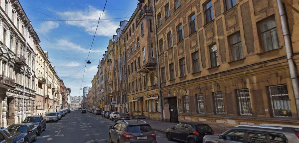 Рылеева улица