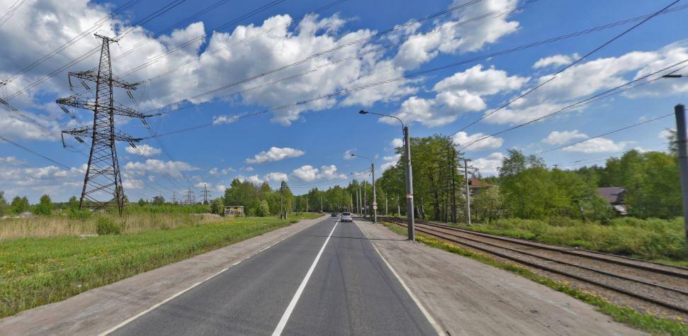 Рябовское шоссе