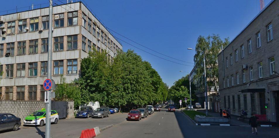 Сабировская улица