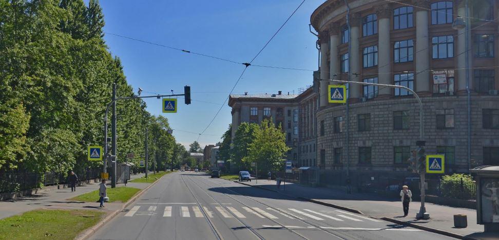 Савушкина улица