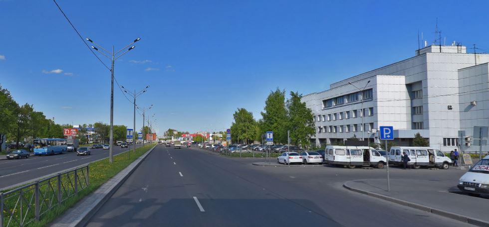 Салова улица