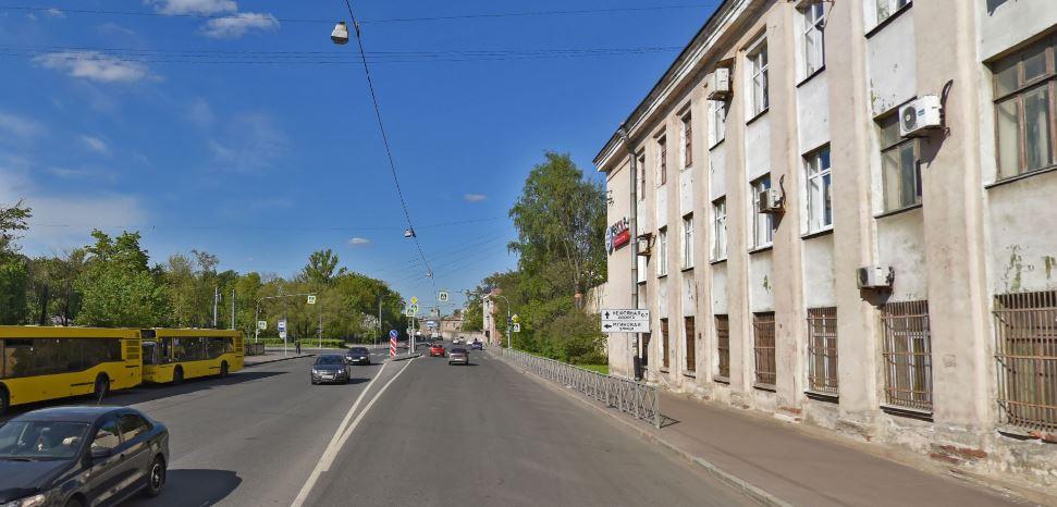 Самойловой улица
